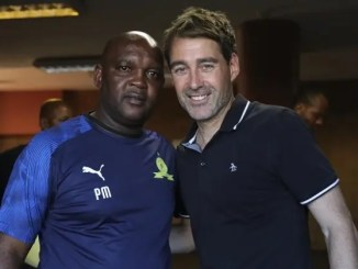 Pisto Mosimane Sets To Join Al Ahly