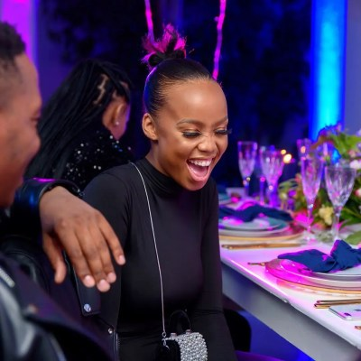 The Queen Mpho Leaves Fans Confused...Is She Getting Married?