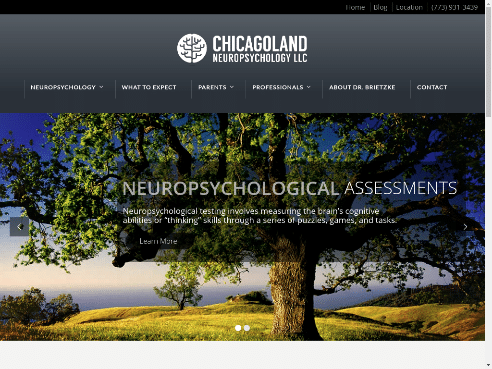 Chicagoland Neuropsychology - Testing & Forensic Evaluations in Chicago