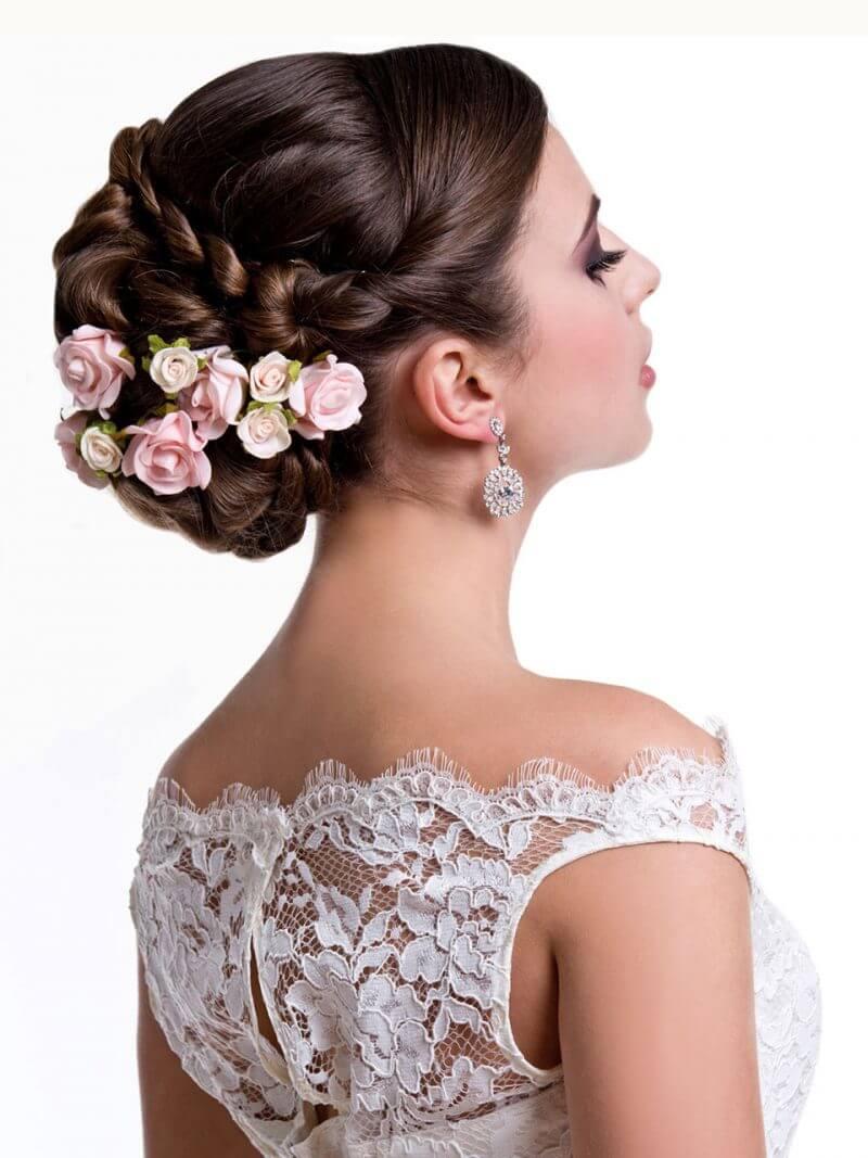 Brautfrisuren  klassisch oder trendig