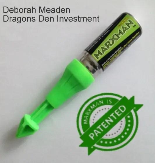 Deborah Meaden Investments - Marxman