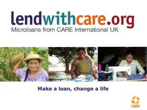 Deborah Meaden Lend With Care