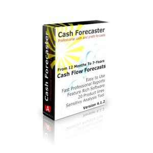 Cash Flow Forecasts with our cash flow forecasting software