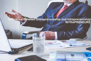 Difference Between Entrepreneurship and Intrapreneurship ppt - Intrapreneurs