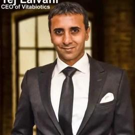 Tej Lalvani – Entrepreneur and Dragons Den Multi-Millionaire