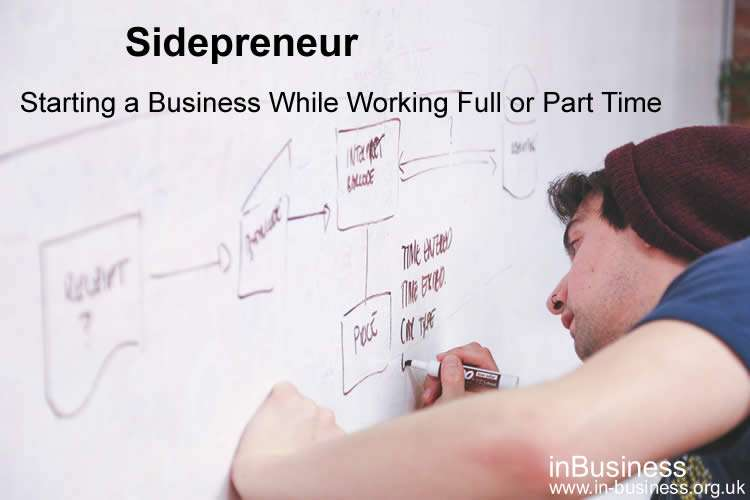 Side-preneur - Starting a Business While Working Full or Part Time