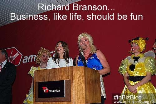 richard branson leadership style Richard branson's (ceo virgin) management style and cios  the leadership style of richard branson  richard branson's style by the way, is by .