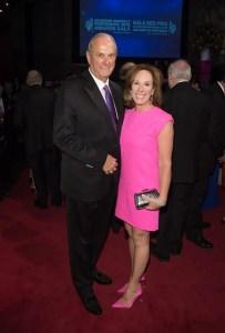 Jim Treliving wife Sandi Treliving