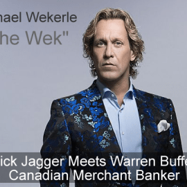 Michael Wekerle net worth