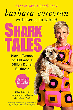 Barbara Corcoran book Shark Tales