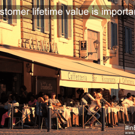 Customer lifetime value; lifetime value calculator and CLV calculation