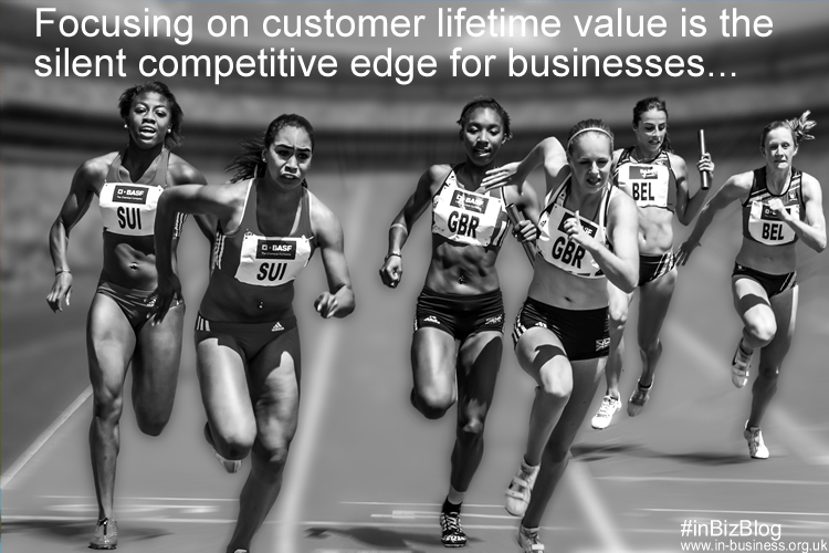 Focusing on customer lifetime value or CLV is the silent competitive edge for businesses