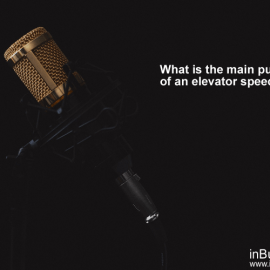 What is the main purpose of an elevator speech?