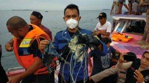 Το αεροπλάνο της Ινδονησίας φοβόταν ότι είχε συντριβεί με 62 στο πλοίο
