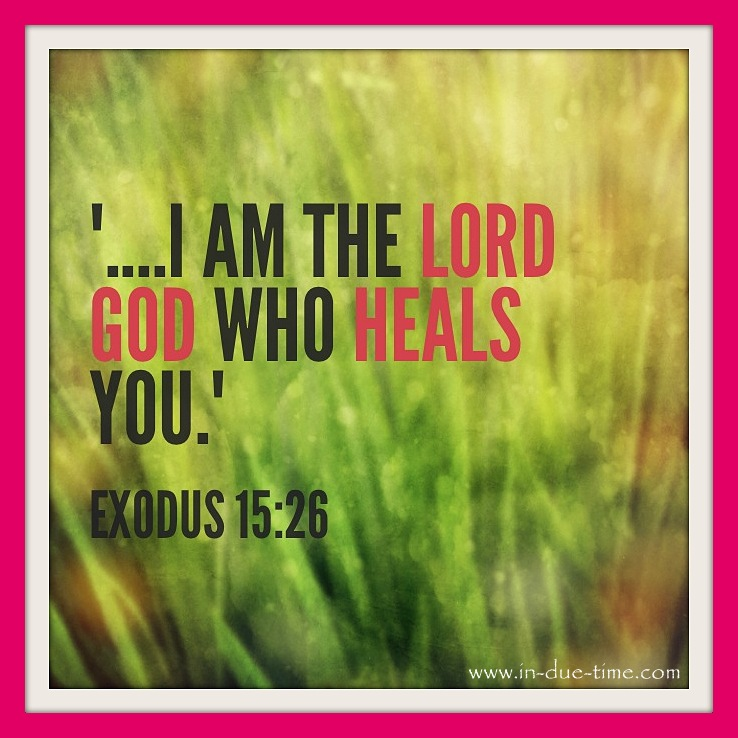 Image result for scripture about healing