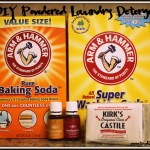 DIY Natural Products: Laundry Detergent