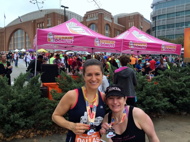 Dallas Rock 'n' Roll Half Marathon