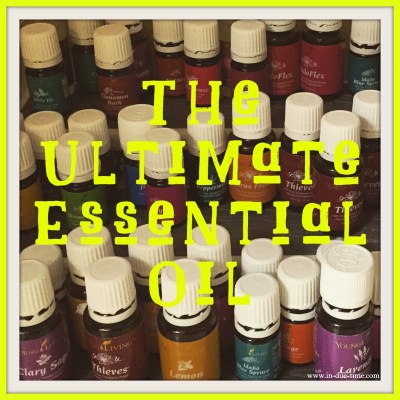 The Ultimate Essential Oil