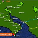Costa Rica: Santa Teresa