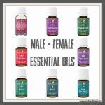 Essential Oils: Male + Female Health