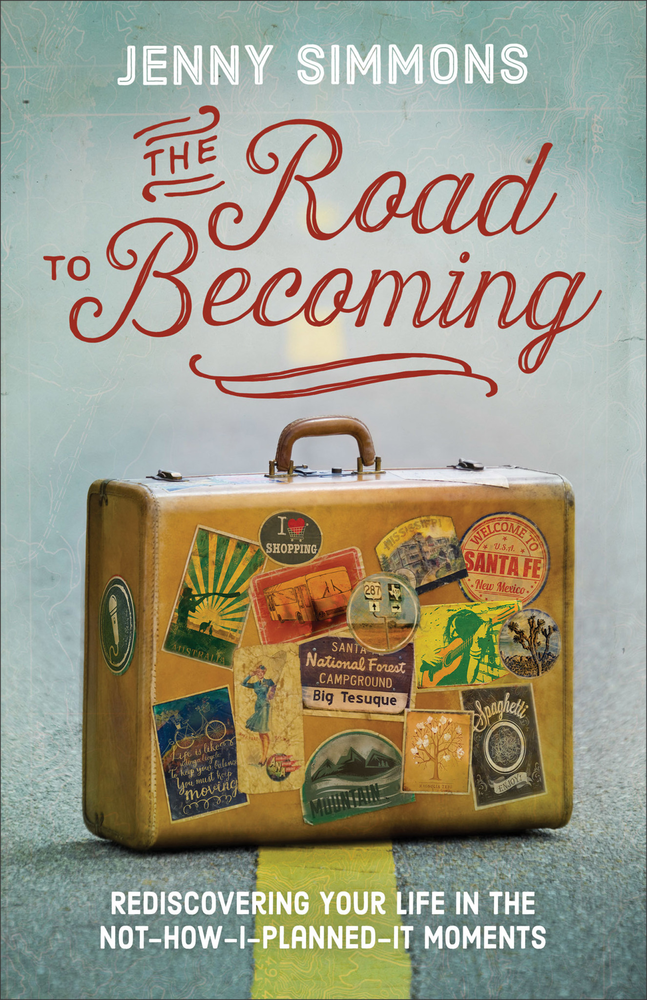 The Road to Becoming Book