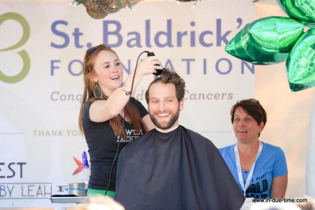 Austin St. Baldrick's Fundraiser