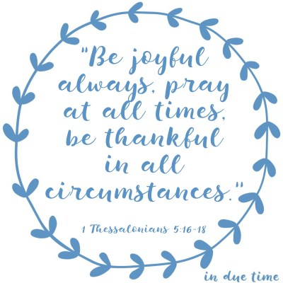1 Thessalonians 5