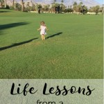 Life Lessons from a Preschooler