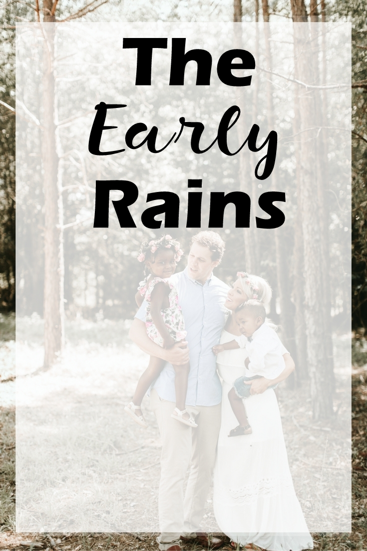 The Early Rains