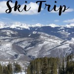 Beaver Creek Colorado Ski Trip #4
