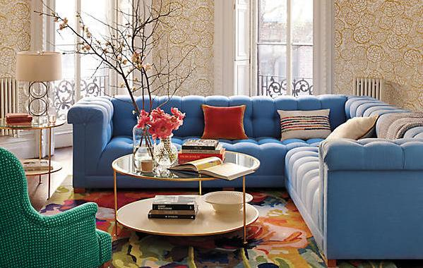 styles mix, What's your decorating style and how to make it work