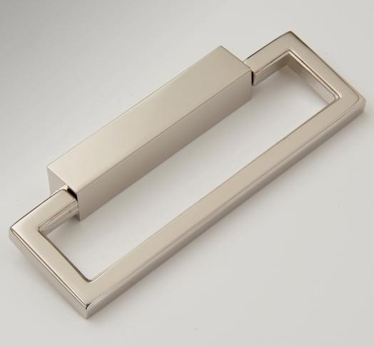 Kitchen upgrade cabinet hardware contemporary chrome pull