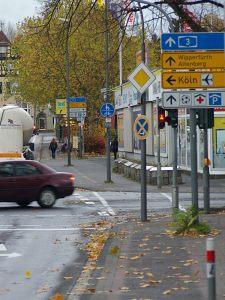 Radweg Richard-Zanders-Straße/Ceder Straße