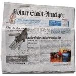 Bericht vom 29.11.11 im Kölner-Stadt-Anzeiger