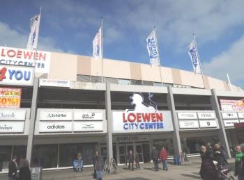 Löwencenter front Müller 4