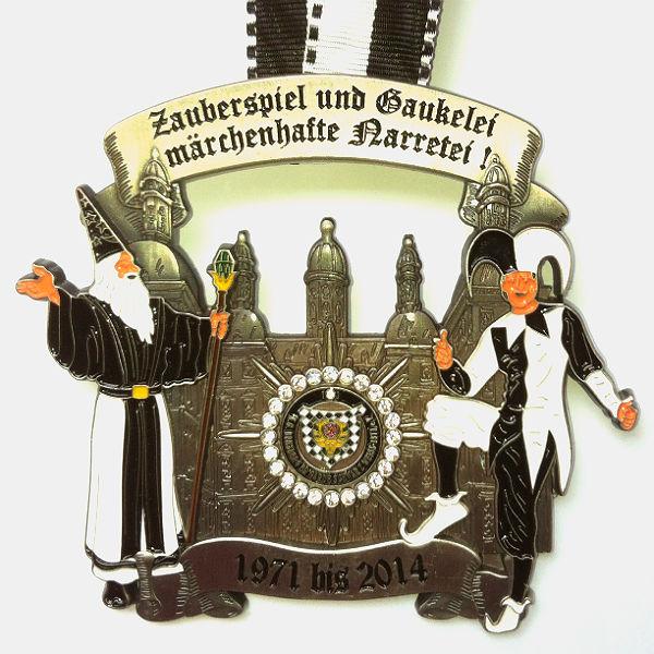 Der Orden der Bensberger Garde 2014