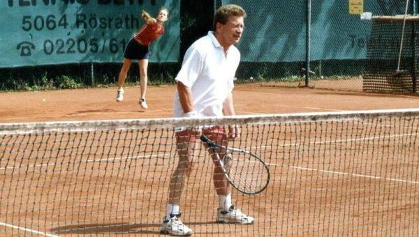Rainer Adolphs Tennisplatz