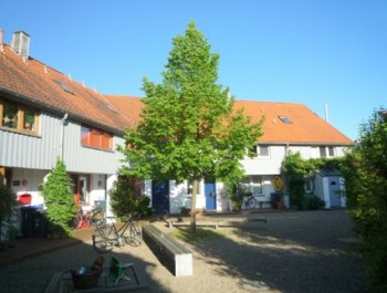 Das Wohndorf in Hand am Gierather Weg