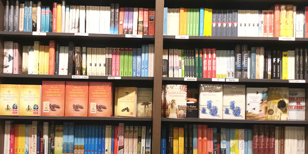 Bücher 600
