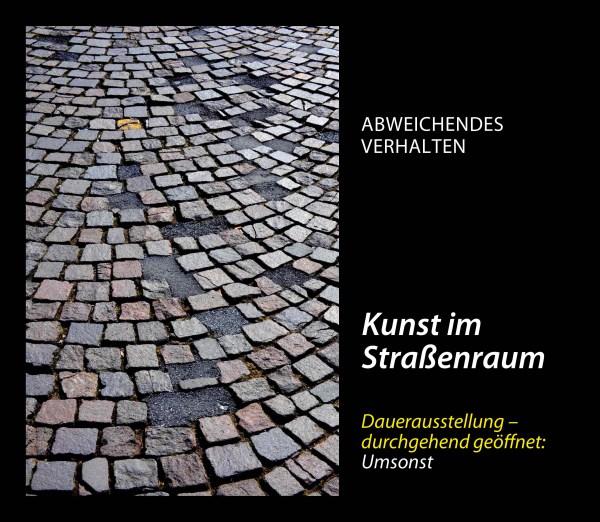 Abweichendes Verhalten Konrad-Adenauer-Platz. © Ansichtssache Klaus Hansen 2015