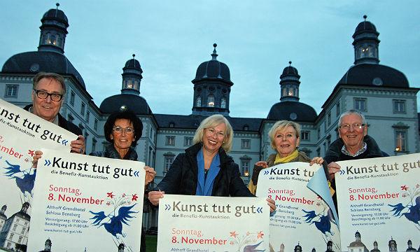 Harald Wirtler, Carmen Reichel, Doro Dietsch, Ingrid Koshofer, Hans-Joachim Tiefenstädter.