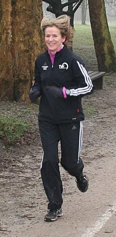 Monika Gippert vom TV Herkenrath