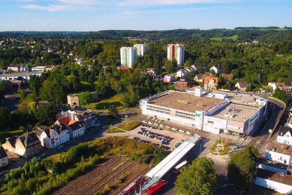 Hinter den alten Kalköfen am S-Bahnhof soll ein neues Wohnviertel entstehen