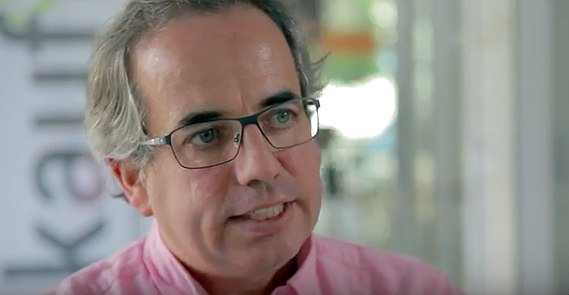Dietrich Dehmer, Optiker in Bad Orb und Geschäftsführer der Kaufnah GmbHq