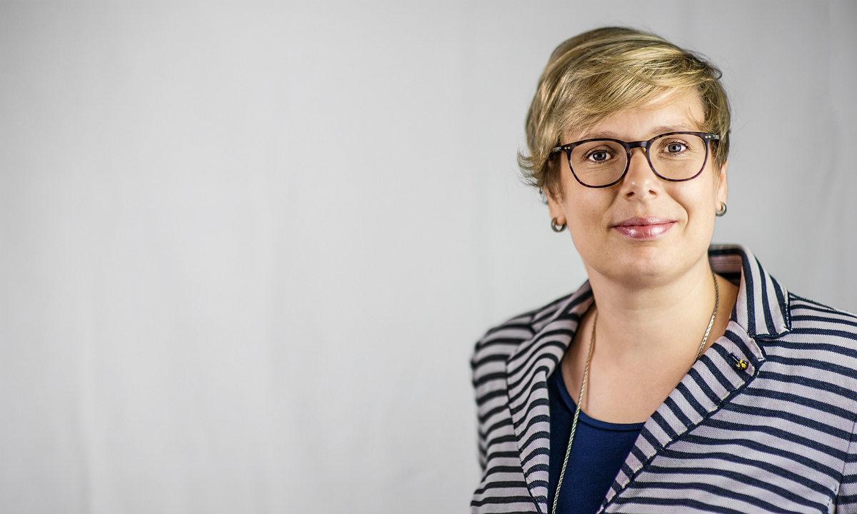 Dorothee Wasmuth tritt für die FDP bei der Landratswahl RheinBerg an