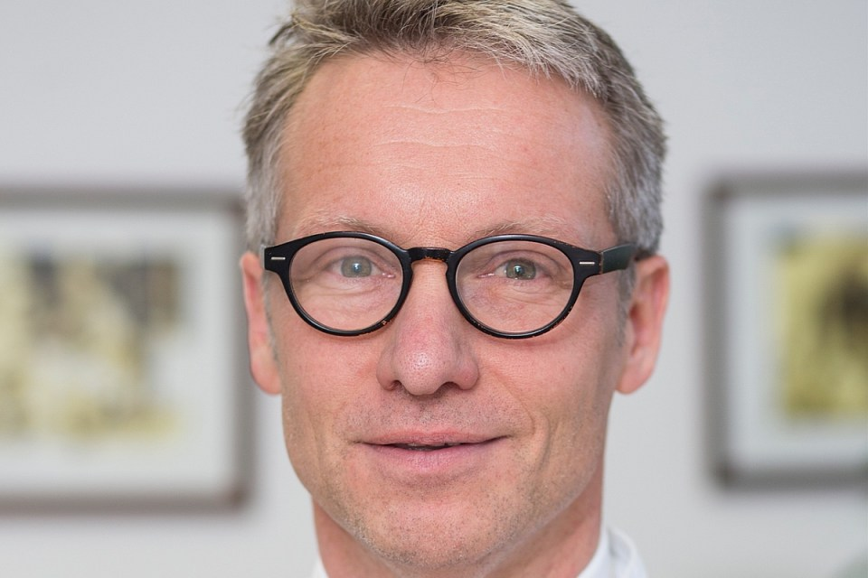 Dr. Stefan Machtens, ärztlicher Direktor des Marien-Krankenhaus Bergisch Gladbach