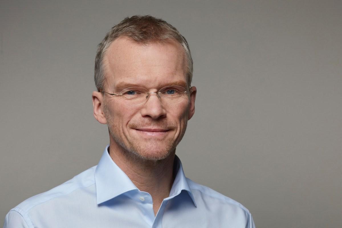 Frank Stein ist Kämmerer und Bürgermeisterkandidat von Grünen, FDP und SPD. Foto: Ralf Baumgarten