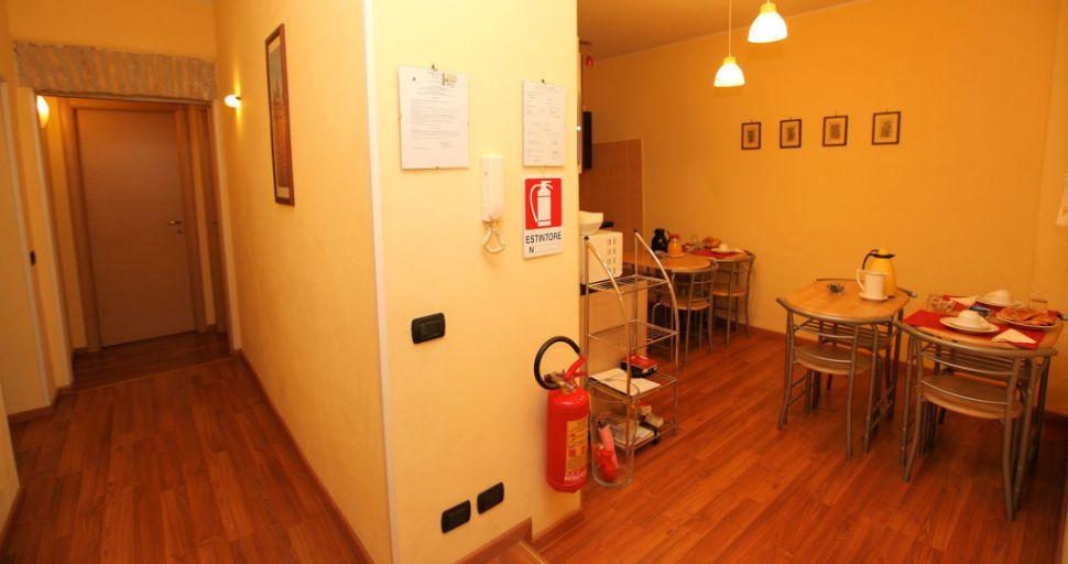 Ca39 degli Equi Bed Breakfast Hotel in Rome