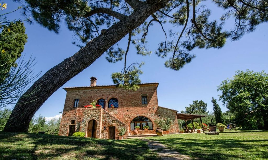 Villa Scianellone Villa i Torrita di Siena i Toscana