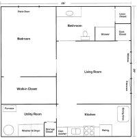 Mother In Law Suite Floor Plans | Mother In-Law Suite ...